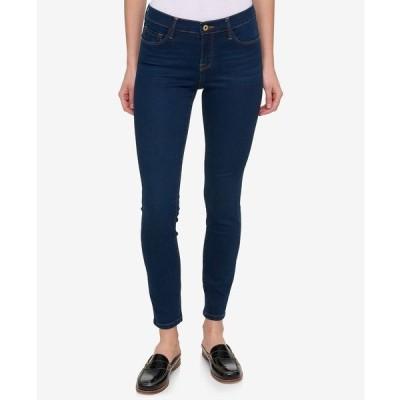 トミー ヒルフィガー デニムパンツ ボトムス レディース TH Flex Skinny Jeans Nocturnal