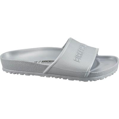 ビルケンシュトック Birkenstock メンズ サンダル シューズ・靴 Barbados EVA Sandals Silver
