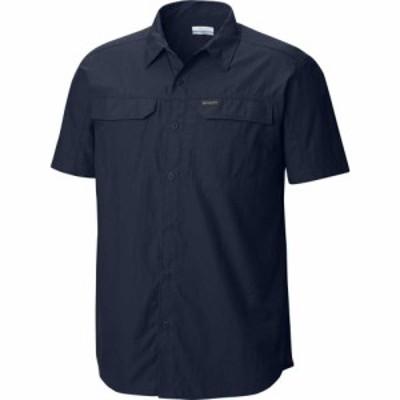 コロンビア Columbia メンズ トップス Silver Ridge 2.0 Short Sleeve Shirt (Regular and Big and Tall) Collegiate Navy