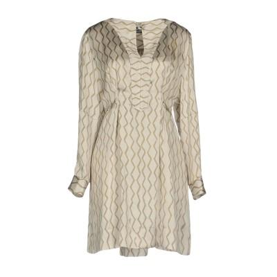 イザベル マラン ISABEL MARANT ミニワンピース&ドレス ライトグレー 38 シルク 100% ミニワンピース&ドレス