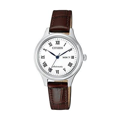 [シチズン] 腕時計 PD7131-16A 海外モデル メカニカル デイデイト レディース
