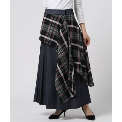 スカート EZUMi(エズミ)別注ハーフラップスカート