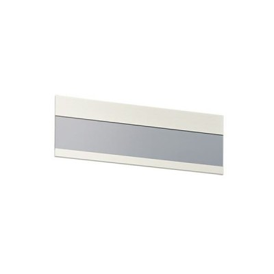 ####u.キョーワナスタ/NASTA【KS-N20AS】室名札 アルミニウム 74×210 ステンカラー