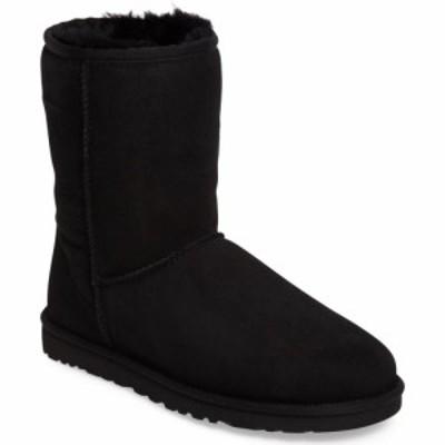 アグ UGG メンズ ブーツ シューズ・靴 Classic Short Boot Black