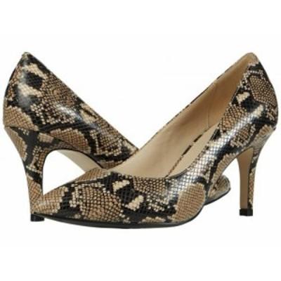 Cole Haan コールハーン レディース 女性用 シューズ 靴 ヒール G.Os Juliana Pump 75 Amphora Exotic Snake Print Leather【送料無料】