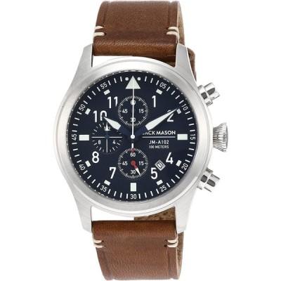 [ジャックメイソン] 腕時計 JM-A102-018 メンズ 正規輸入品 ブラウン