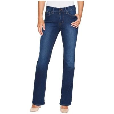エヌワイディージェイ レディース デニムパンツ ボトムス Barbara Bootcut Jeans in Cooper
