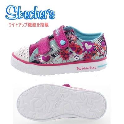 スケッチャーズ キッズ kids 光る靴 ベビー スニーカー sneaker [10608N] SKECHERS  sneaker 男の子 女の子