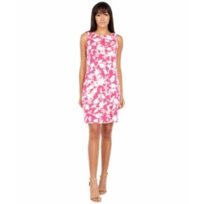 トッミーバハマ レディース ワンピース トップス Sunset Vista Sleeveless Sheath Dress Bright Blush