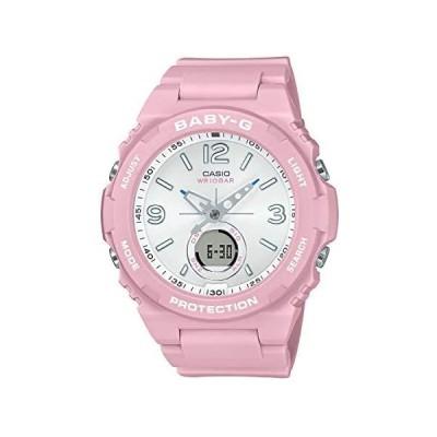[カシオ] 腕時計 ベビージー BGA-260SC-4AJF レディース ピンク
