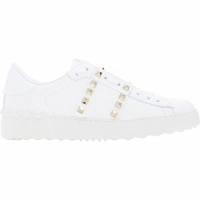 ヴァレンティノ Valentino Garavani レディース スニーカー シューズ・靴 Rockstud Untitled Sneakers White