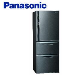 Panasonic國際牌468L一級能效變頻三門冰箱(絲紋黑)NR-C479HV-V (庫)(J)