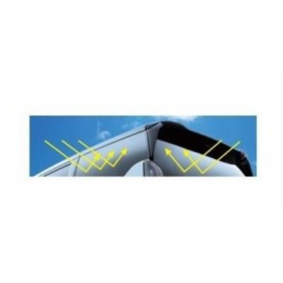 ニッサン セレナ【GC27 GFC27 GNC27 GFNC27 HC27 HFC27】 UV&IRカットフィルム(インテリジェントルームミラー有用)【スモークフィ