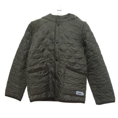 ARMEN リバーシブルキルティングジャケット ブラウン サイズ:0 (京都店) 201102