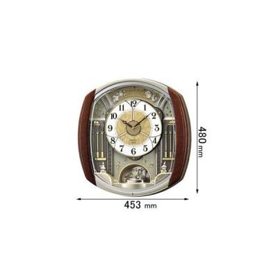 セイコータイムクリエーション からくり時計セイコーメロディ RE-564-H 返品種別A