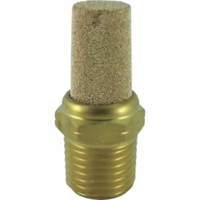 チヨダ サイレンサーブラスCSBタイプ R1/4 (1個) 品番:CSB-02