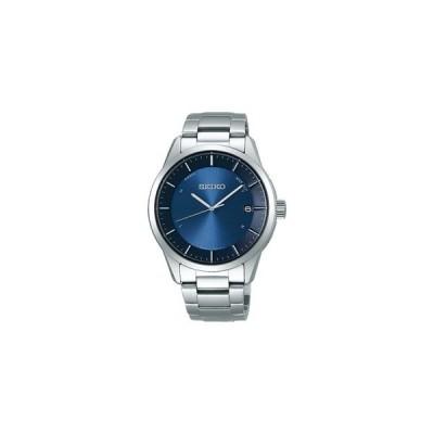 SEIKO セイコー セイコーセレクション ソーラー電波時計 SBTM247 メンズ腕時計