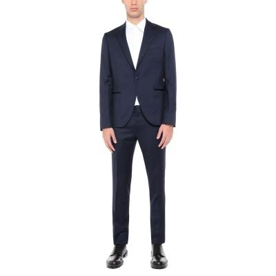 アレッサンドロデラクア ALESSANDRO DELL'ACQUA スーツ ダークブルー 50 バージンウール 100% スーツ