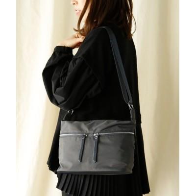 VitaFelice / 8ポケットナイロンショルダーバッグ WOMEN バッグ > ショルダーバッグ