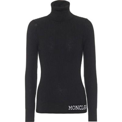 モンクレール Moncler レディース ニット・セーター トップス Wool turtleneck sweater