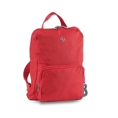 BOGNER Verbier Maxi Backpack Mvz Women's Backpack, Red, 4x32x27 centimeters (W x H x L) 並行輸入品