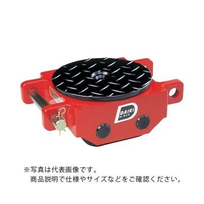 ダイキ スピ-ドロ-ラー低床型ウレタン車輪2ton DUW-2S ( DUW2S ) (株)ダイキ