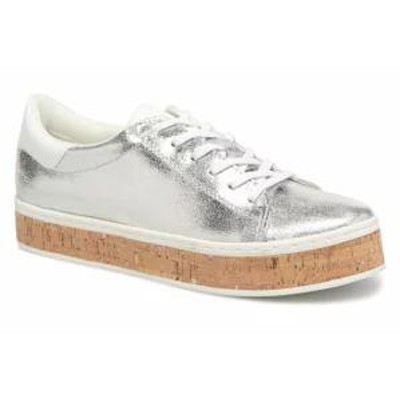 SOliver レディーススニーカー SOliver Trainers Ethriane Silver Silver