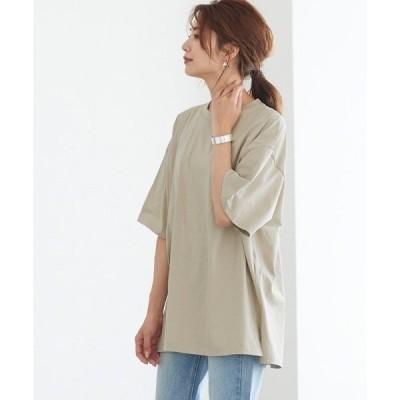 tシャツ Tシャツ オーガニックコットンビッグTシャツ