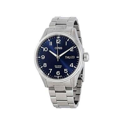 腕時計 オリス メンズ 01 752 7698 4065-07 8 22 19 Oris Big Crown ProPilot Automatic Blue Dial Men's Wa