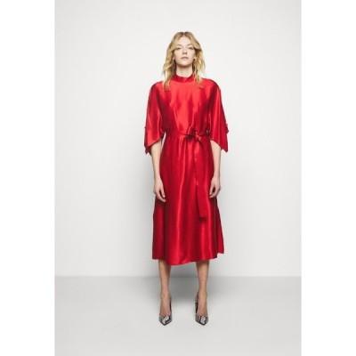 フューゴ ワンピース レディース トップス KADESI - Day dress - medium red
