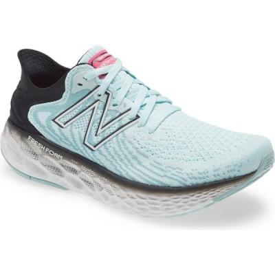 ニューバランス NEW BALANCE レディース ランニング・ウォーキング シューズ・靴 1080v10 Running Shoe Pale Blue Chill