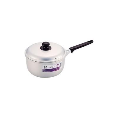 ニューセレット アルミ片手鍋 パール金属 H-2420 20cm