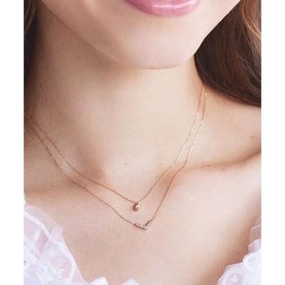 ネックレス V字ネックレス