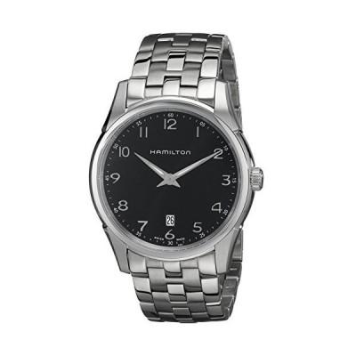 [ハミルトン] 腕時計 ジャズマスターシンライン クォーツ H38511133 正規輸入品 シルバー
