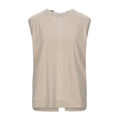 マルニ MARNI T シャツ ベージュ 42 コットン 100% T シャツ