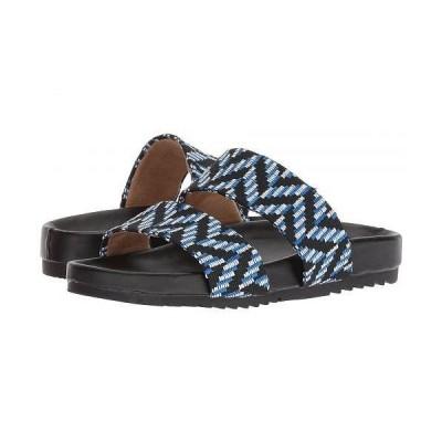 Naturalizer ナチュラライザー レディース 女性用 シューズ 靴 サンダル Amabella - Blue Multi Chevron