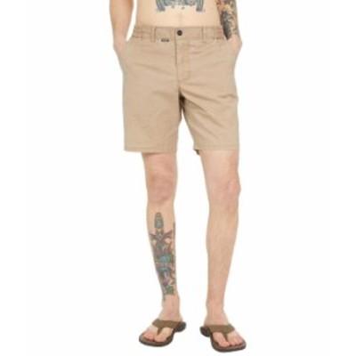 オークリー メンズ ハーフパンツ・ショーツ ボトムス Chino 19 Hybrid Shorts Rye