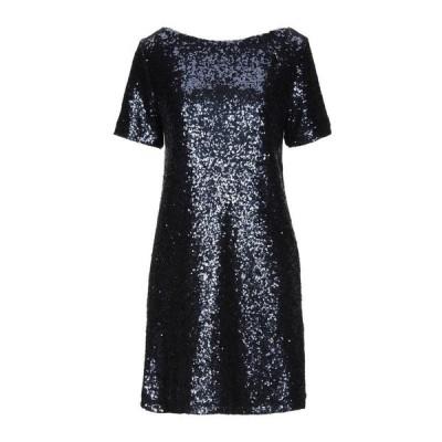 MANGANO チューブドレス  レディースファッション  ドレス、ブライダル  パーティドレス ダークブルー