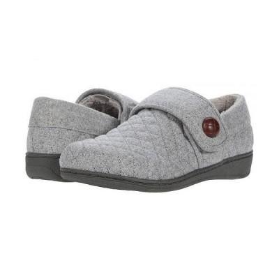 VIONIC バイオニック レディース 女性用 シューズ 靴 スリッパ Jackie - Light Grey