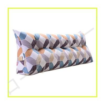 Lanna shop-優れた快適ベッドLarge枕腰椎バックサポートクッション???Filled三角形ウェッジCushions for Adult Pa