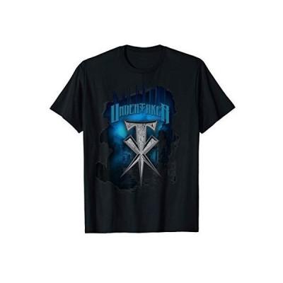 WWE Undertaker Spike 01 Black Tシャツ