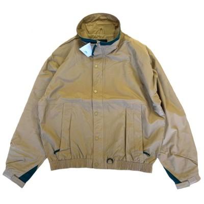 TRI MOUNTAIN Back Country Nylon Jacket Khaki トリマウンテン ナイロンジャケット