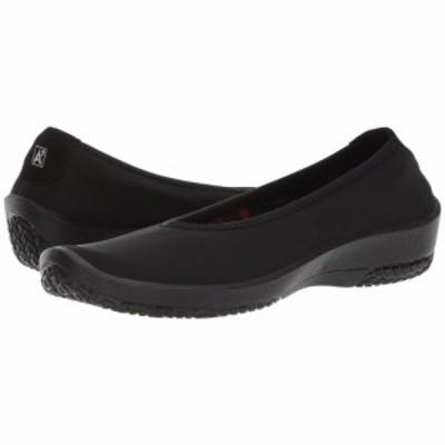 アルコペディコ Arcopedico レディース スリッポン・フラット シューズ・靴 Lolita Black