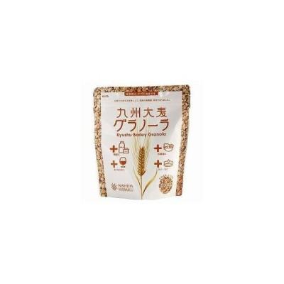 4122036-sk 九州大麦グラノーラ プレーン200g【西田精麦】【1個はメール便対応可】