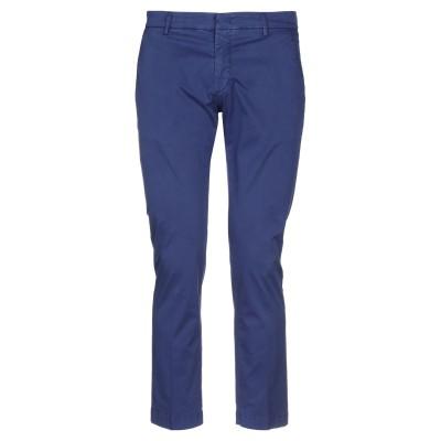 MICHAEL COAL パンツ ブルー 38 コットン 97% / ポリウレタン 3% パンツ
