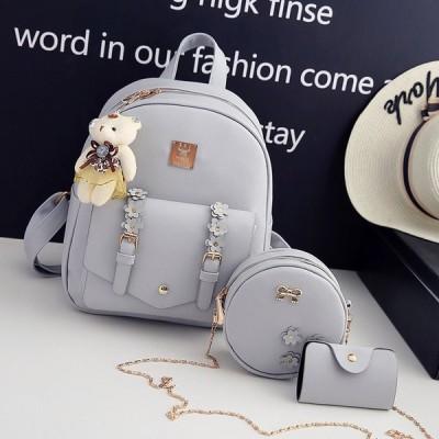 リュックサック セット バッグ 韓国スタイル