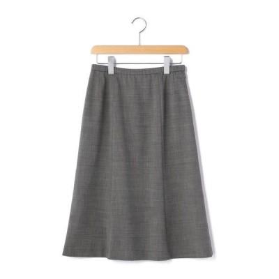 KORET / コレット シャンブレーウール スカート