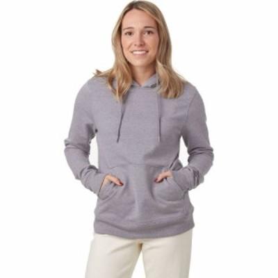 バックカントリー Backcountry レディース パーカー トップス Core Fleece Hoodie Medium Heather Grey