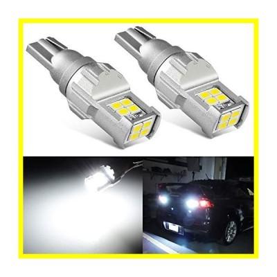 送料無料 JDM ASTAR 2800 Lumens Extremely Bright 1:1 Design 3020 Chips 921 912 Chipsets LED Bulbs For Backup Reverse Lights, Xenon ホワイト 並