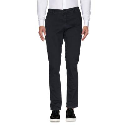 LIU •JO MAN パンツ スチールグレー 52 97% コットン 3% ポリウレタン パンツ
